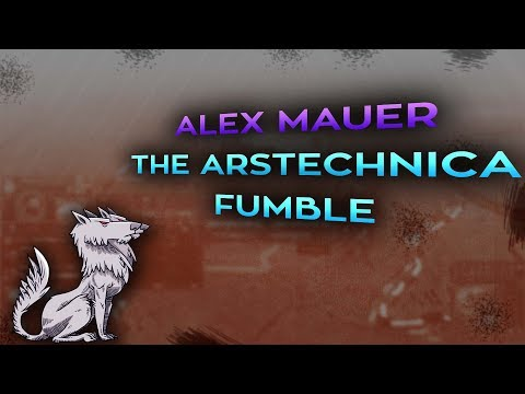 Alex Mauer: The Ars Technica Fumble