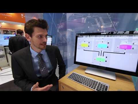 Industrial Data Space in der Produktion (Halle 2, Stand C22)