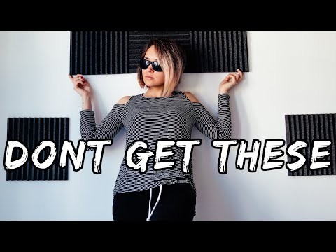 NEVER BUY THESE | Installing Real Acoustic Panels in my Bedroom!
