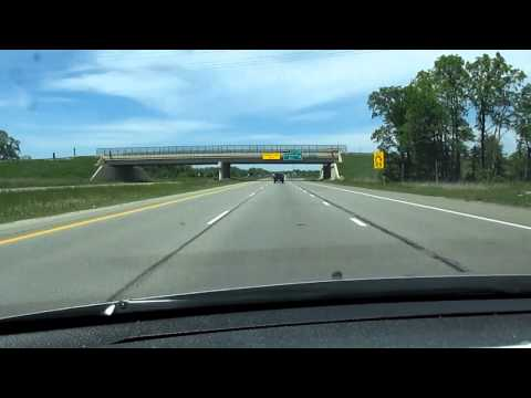Driving with Scottman895: M-53 Expressway North (18 Mile to 34 Mile Rd)