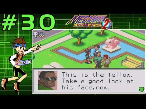 Mega Man Battle Network 2 - Part 30: Criminals in Black