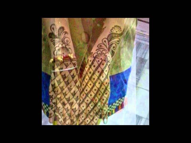 Sneak peek of some beautiful henna mehndi designs 2015 | HennaAndNailArt