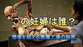悪魔工場!中国で恐怖な死体加工の秘密