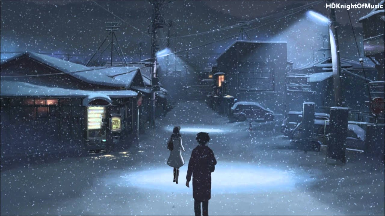 Kd Wallpaper Hd Most Heartful Anime Osts Ever Snow Station Youtube