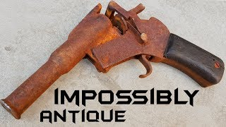 Most Antique Handmade  [12 Gauge] GUN RESTORATION
