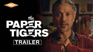 THE PAPER TIGERS (2021) Official Trailer   Martial Arts Comedy