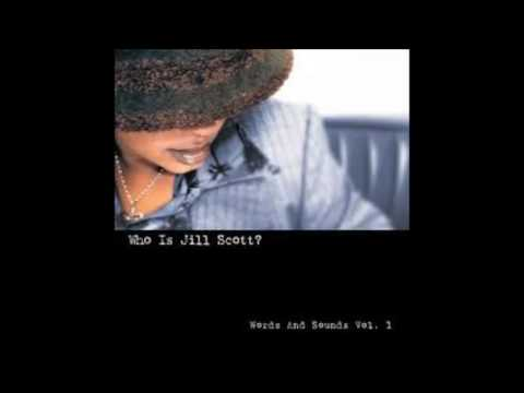 Who is Jill Scott? Album