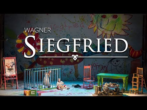 Wagner's SIEGFRIED at Lyric Opera of Chicago // On stage November 3 -16
