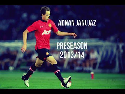 ★ Adnan Januzaj ● Manchester United 2013/14 Preaseason