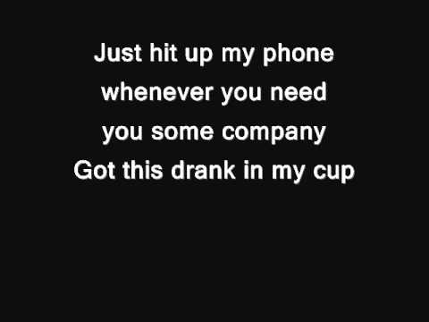 Drank In My Cup - Damar Jackson Cover 2012 w/ lyrics