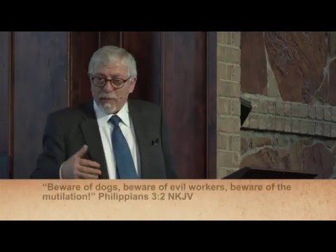 Lecture (only) - Joseph Shulam - Simply Paul: Who is He and Who are His Opponents?