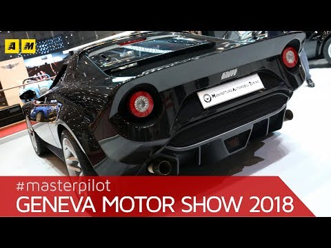 Le 10 auto novità 'top assoluto' del Salone di Ginevra 2018 | Masterpilot vlog