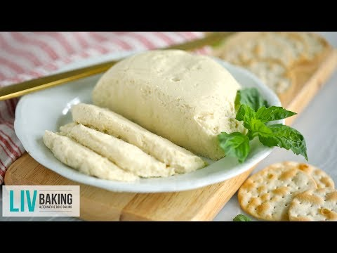 How to Make Vegan Cheese (Meltable!) | Liv Baking
