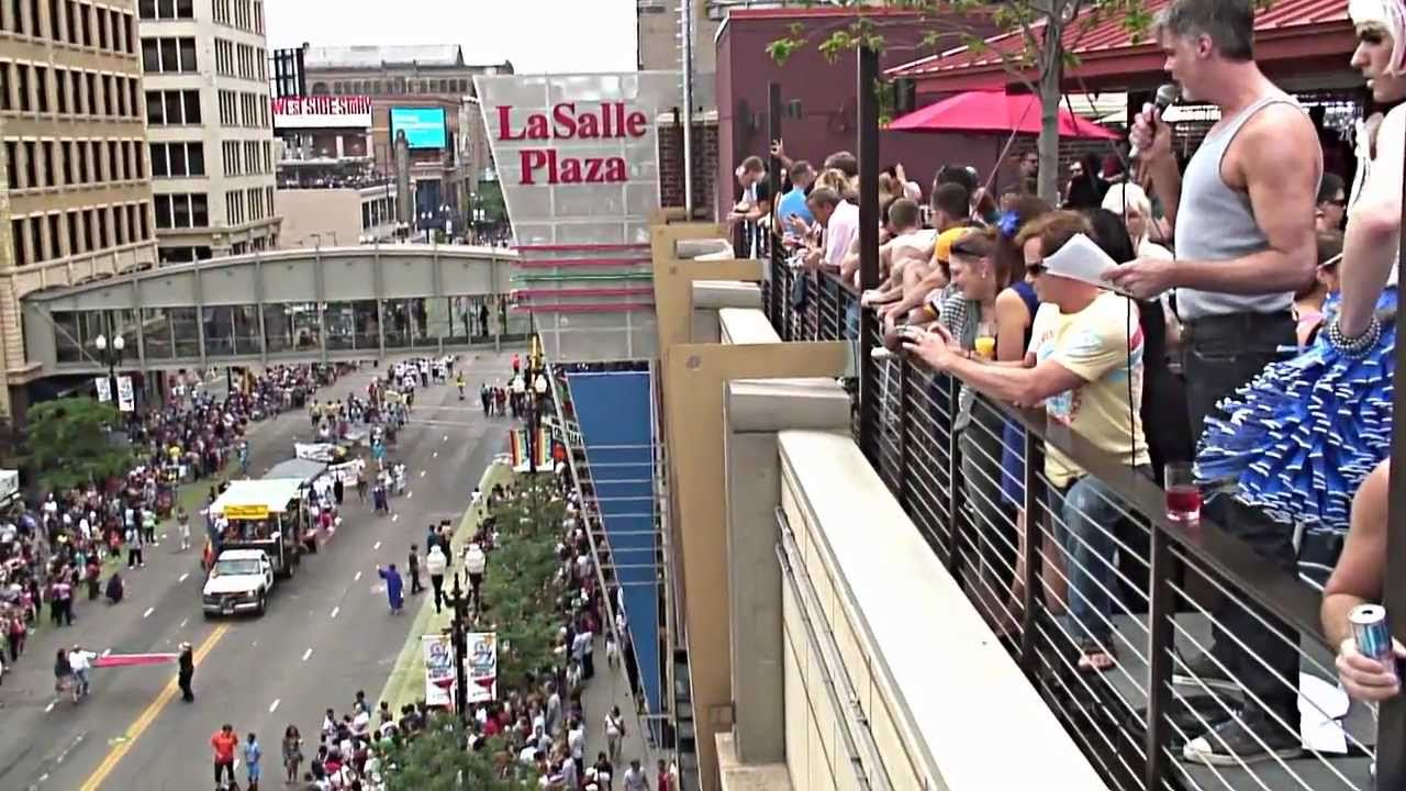 Crave Minneapolis Pride Parade Rooftop Redemption Cam 2011 Youtube