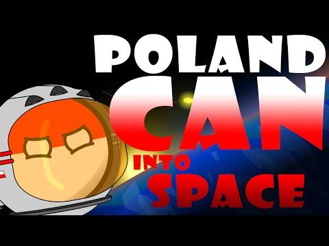 Countryballs 9 Польша МОЖЕТ в космос!