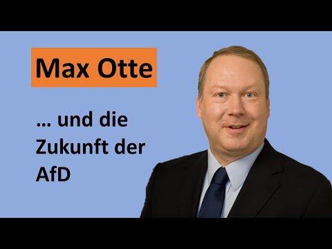 MAX OTTE - Angebliche Beteiligung an neuer pol. Plattform ist börsartiges Fake