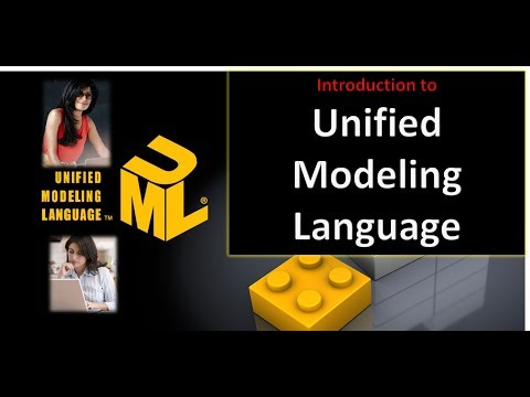 Introduction to Unified Modeling Language UML