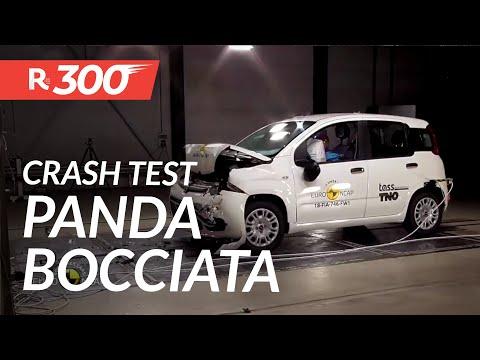 Fiat Panda la peggiore nei crash test, Skoda Scala e le vendite di Volvo - RED300 n°13