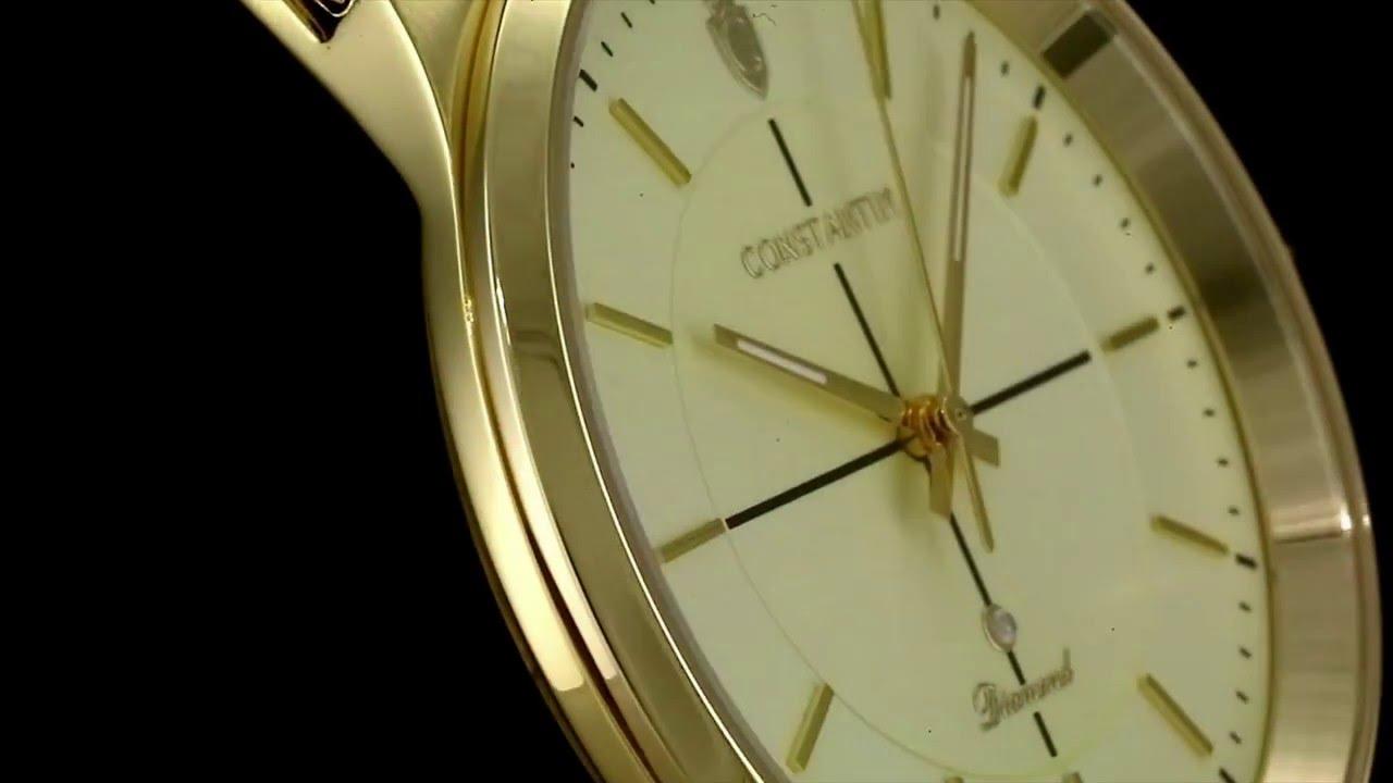 95eece8d616 CONSTANTIM Classic Gold - YouTube