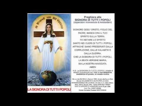 La Madonna di tutti i popoli