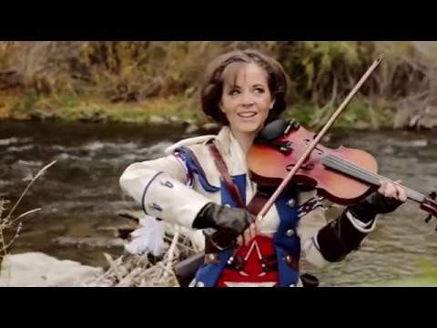 Assassin's Creed III   Lindsey Stirling (Subscribe) Inscreva-se