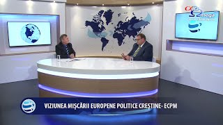 #RSP - Despre valori crestine in politica UE - European Christian Political Movement (ECPM)