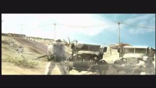 Ghost Recon Desert Siege Ending scene
