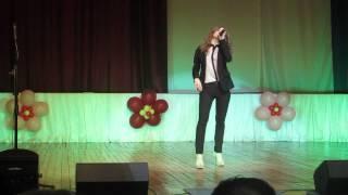 "Elena WEIZER на конкурсе ""Песня не знает границ"" (г.Курган)"