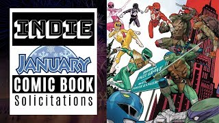 January Indie Solicits: Criminal Finale & Ghostbusters: Year One