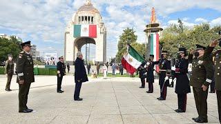 110 Aniversario del inicio de la Revolución Mexicana