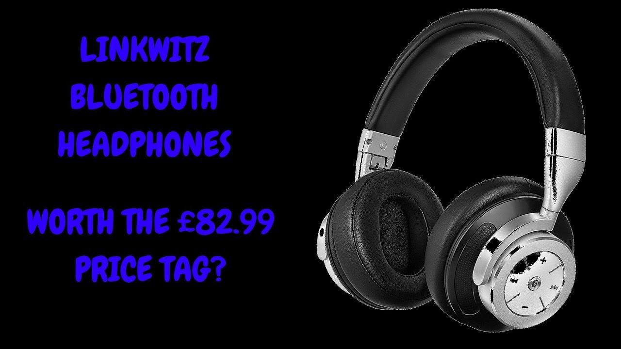 71bdccd8f0b Bluetooth headphones that cost £82.99? Enter LinkWitz - AllMir