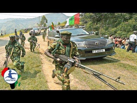Top 10 Most Impressive African Presidential Motorcades