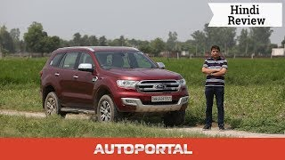 Ford Endeavour - Hindi Review - Autoportal