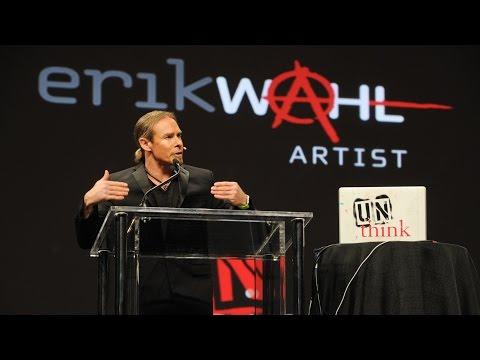 Artist & Author, UNthink | Erik Wahl