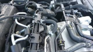 Claquements moteur sur Seat Leon 5F TDI 184cv