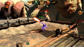 God Of War Ascension Beta Team Favor Of The Gods - Ares For Life