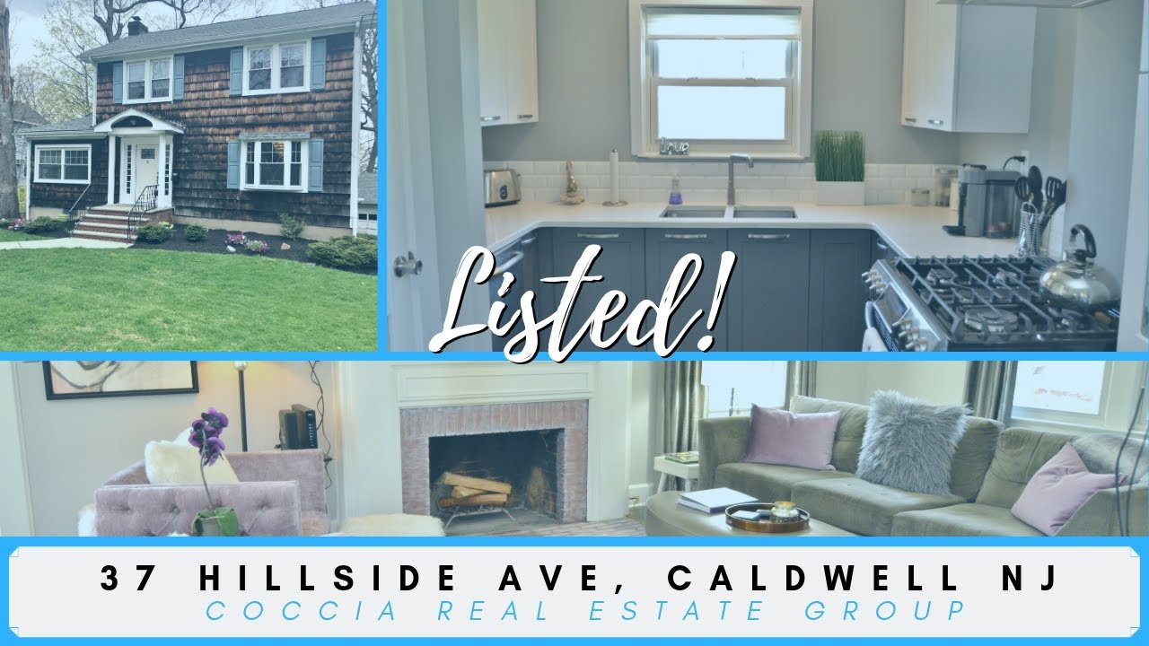 37 Hillside Ave | Homes for Sale Caldwell, NJ