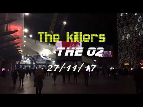 The Killers - Wonderful Wonderful tour - ...