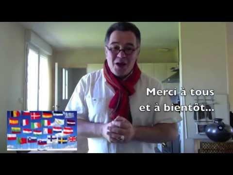 20 ( Apprendre la LSF ) vocabulaire : Les Pays :  Europe
