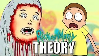 Rick and Morty Theory   The Secret Truth Behind Mr Jellybean