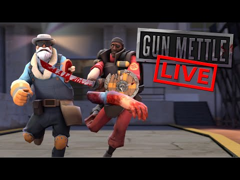 Gun Mettle Contract #1: Engineer | Live Commentary