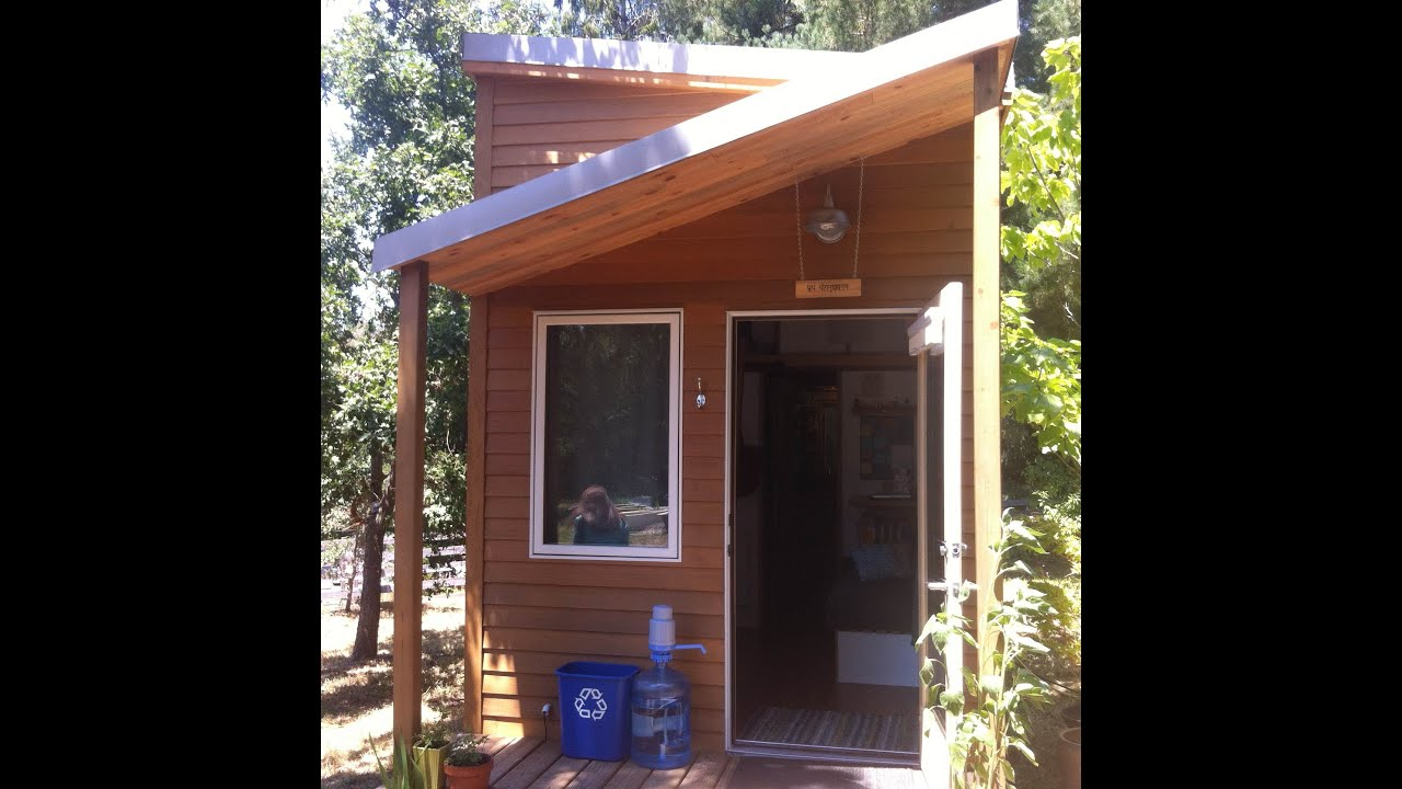 Tiny House Tour With Detailed Q A Youtube