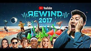 REACCIONANDO A YouTube Rewind - The Shape of 2017