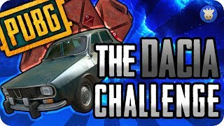 PUBG Dacia Gas Can Challenge | PUBG Battlegrounds