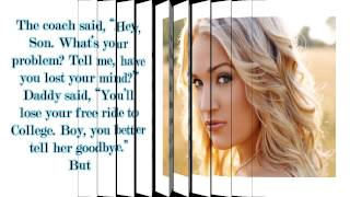 Carrie Underwood -- All-American Girl lyrics