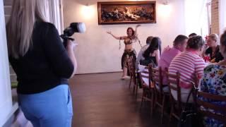Танец живота на празднике 9 мая 2015 г.