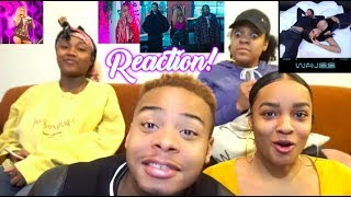 WAVES + BOTTLED UP MV + DINAH AT iHEART JINGLEBALL REACTION!