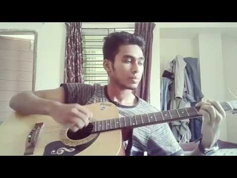 Laree Chhuti । Call movie । covered by Asr Rifath । Guitar cover and lesson