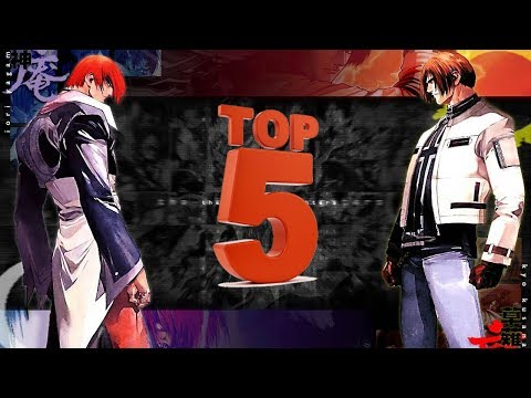 The Top 5 The King Of Fighters Games