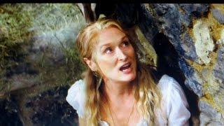 "Song ""Mamma Mia"" sung by Meryl Streep (from the movie)."